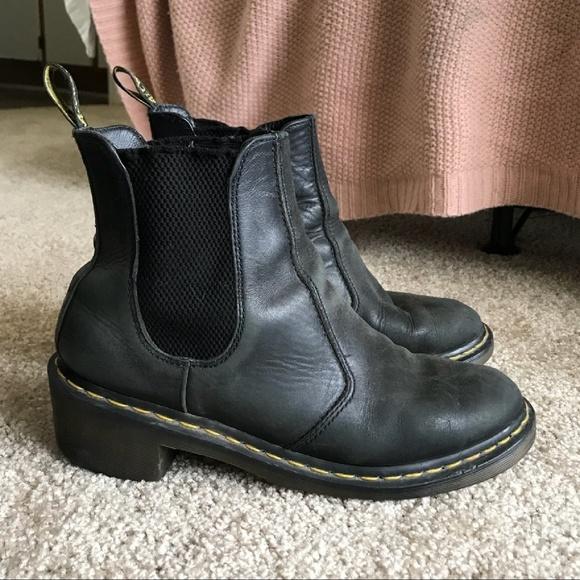 86b61236219 Dr. Martens Shoes | Dr Martens Womens Cadence Chelsea Boot | Poshmark